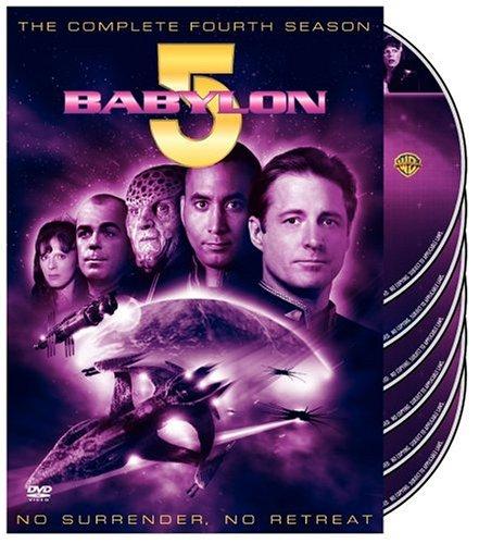 Babylon 5: Season 4 by Warner Bros