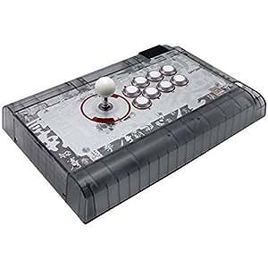 Amazon Com Qanba Crystal Joystick For Playstation 4 And