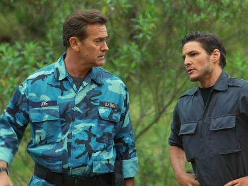 Burn Notice: The Fall Of Sam - Michael Notice From Burn
