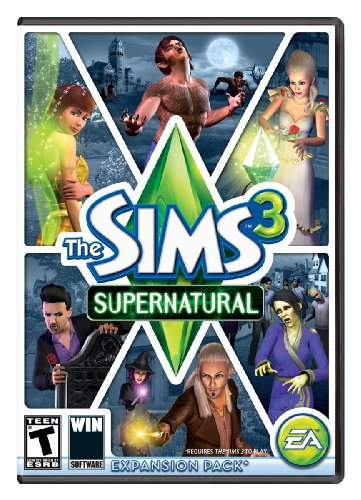 - The Sims 3 Supernatural [Instant Access]