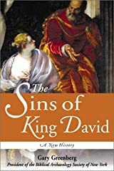 The Sins of King David: A New History Hardcover