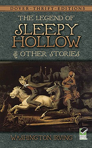 (The Legend of Sleepy Hollow and Other Stories (Dover Thrift)
