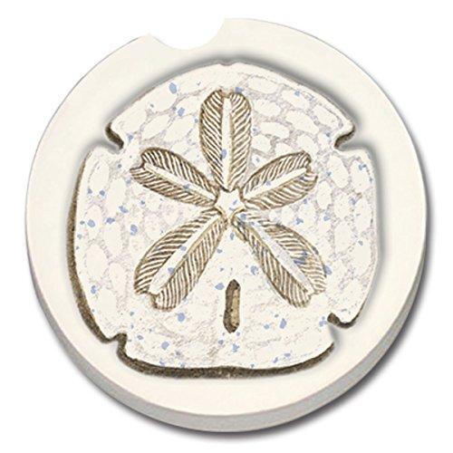 Counterart Absorbent Stone Coaster Dollar