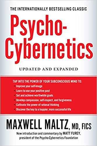Psycho Cybernetics Updated And Expanded Livros Na Amazon