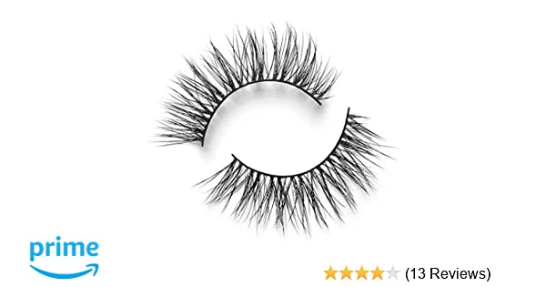 1b90a6c906c Amazon.com : Lilly Lashes Lite Mink Opulence   False Eyelashes   Natural  Look and Feel   Mink   Stackable & Reusable   Non-Magnetic   100% Handmade  ...