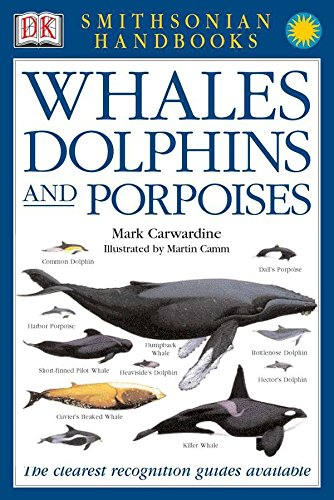 Authoritative text, detailed illustrations, and a systematic approach make DK's Smithsonian Handbook of Whales, Dolphins, and Porpoises the most comprehensive and concise pocket guide to cetaceans. With more than 900 illustrations, this visual rec...