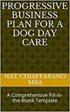Free Dog Daycare Business Plan Template