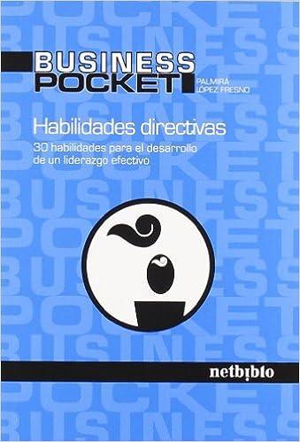 Habilidades Directivas (Business Pocket)
