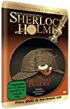 Sherlock Holmes Metallbox Edition (DVD+Hörspiel) [Collector's Edition]