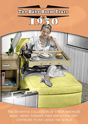 The Baby Boom Years: 1950 for sale  Delivered anywhere in USA