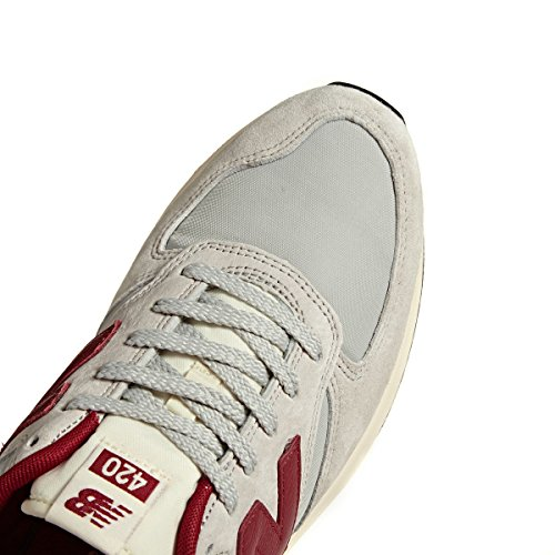 Zehenkappen Grau Engineered Suede Re Balance New Herren Buty 420 Rot RP1x0npqw