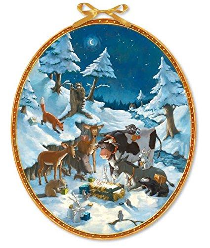 die-tiere-feiern-weihnachten-adventskalender