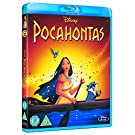 Pocahontas [Blu-ray] [Region Free] [UK Import]