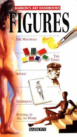 Figures: Red Series (Barron's Art Handbooks)