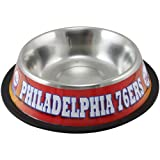Hunter Philadelphia 76'Ers Stainless Steel Pet Bowl, 32 oz.