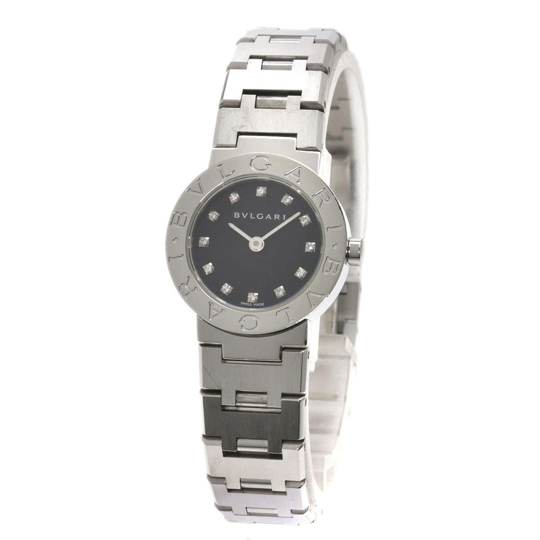 [ブルガリ]ブルガリブルガリ 腕時計 ステンレス/SS レディース (中古) B079MGFD4M