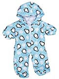 Best FIESTA Friends Teddy Bears - Penguin Hoodie Footie Pajamas Teddy Bear Clothes Outfit Review