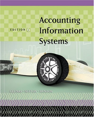 Accounting Information Systems (with Acquiring, Developing and Implementing Guide and CD-ROM) -