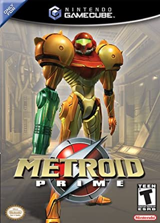 metroid prime gamecube case - best gamecube games