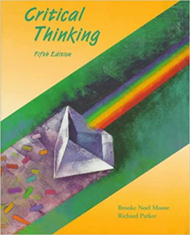 Critical Thinking   Moore and Parker   e pdf