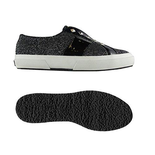 Zapatos Le Superga - 2750-sliponcotlamevarnw - Black - 39