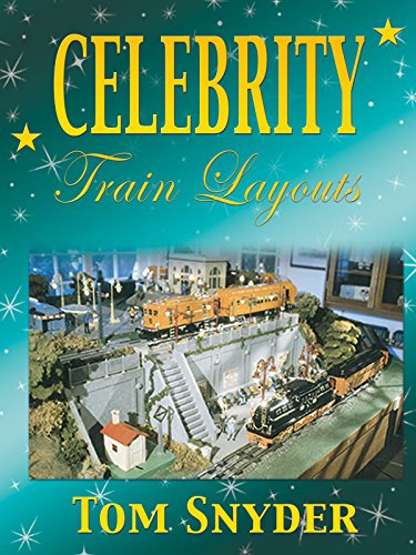 Celebrity Train Layouts: Tom Snyder (Ho Scale Layout Christmas)