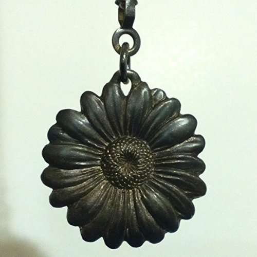 Daisy Pendant Light (Bronze Finished Daisy Ceiling Fan Pull Chain)