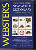 img - for Webster's New World Dictionary of American English (Deluxe Color Edition, Third College Edition) book / textbook / text book