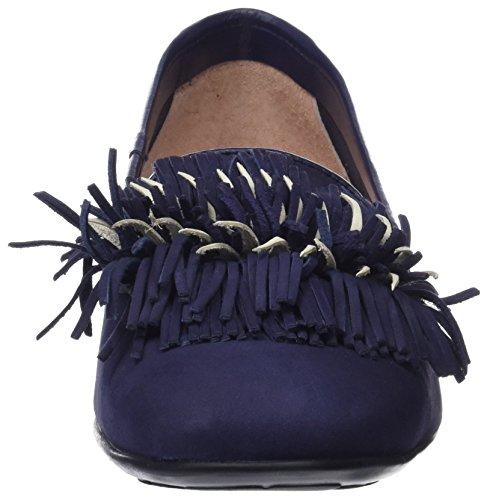 Marino sabrinas Toe 010 Women's Flats Blue Closed Versalles Ballet wa0rqxap