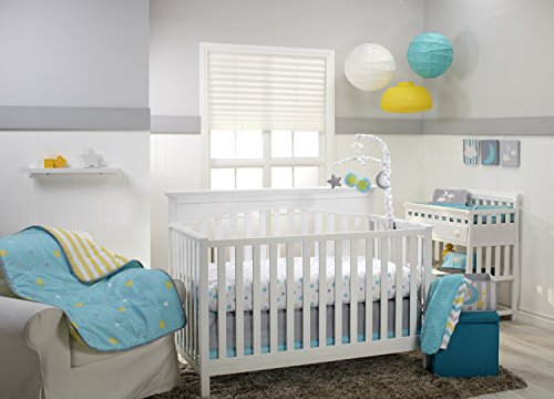 Little Bedding By Nojo Twinkle Twinkle 3 Piece Crib Set
