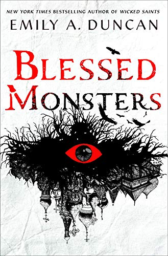 Book Cover: Blessed Monsters: A Novel