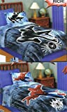 SpiderMan 3 Bedding Reversible Comforter, Twin