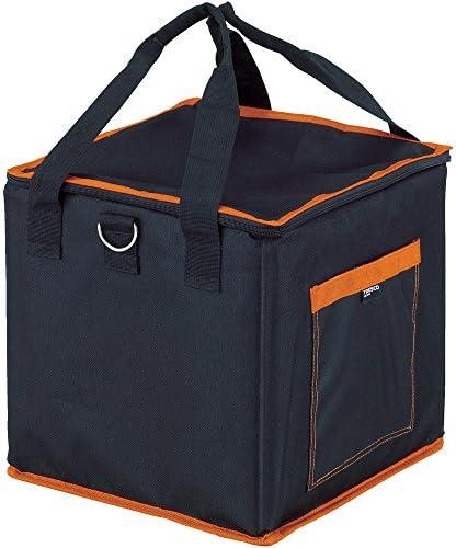 TRUSCO(トラスコ) 折りたたみ角バッグS フタ付き 300X300XH300 TRK30-SF