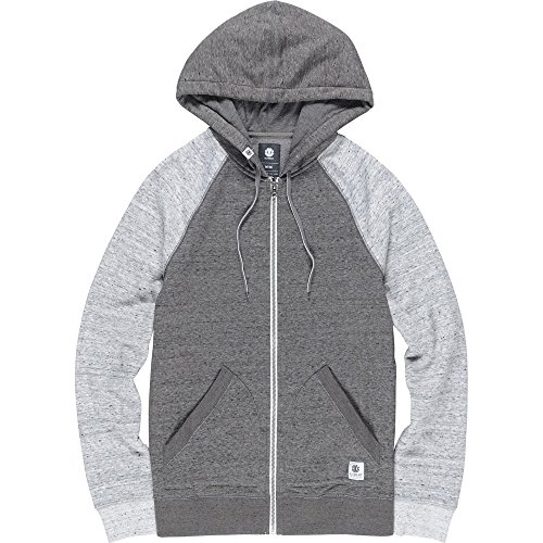Hoodie Meridian Zip Element Anthracite Block q6Ftwtd