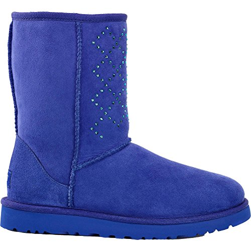 Womens Short Ugg Australia Classic (UGG Women's Classic Short Boot Crystals)