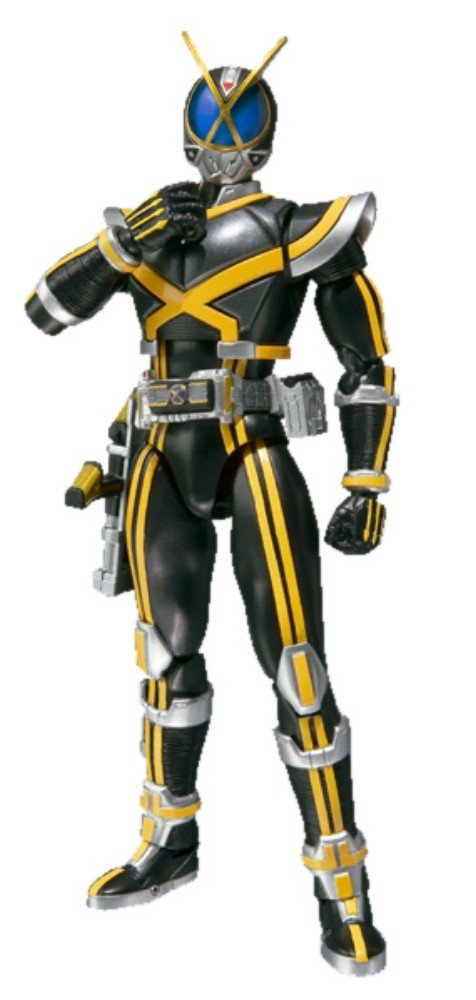 Amazon.com: S.H.Figuarts: Maksed Rider 555 Kaixa Action Figure by ...