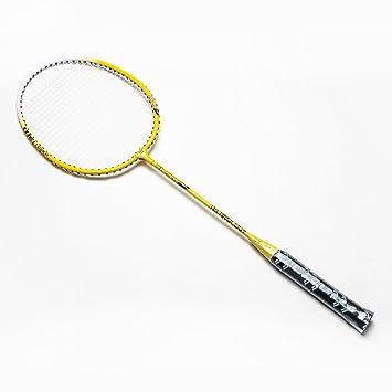 Amazon.com: WellCOLD - Juego de 2 raquetas de bádminton para ...
