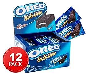 OREO Soft Cake 12X16 gm -192