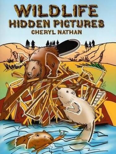 Wildlife Hidden Pictures (Dover Children's Activity Books)