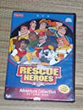 rescue merchandise - Rescue Heroes Adventure Collection Volume 1