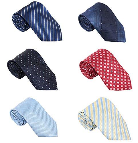 Elegant+Business+casual+Men%27s+Tie+Necktie+Mixed+Set+Article+6+%28Style-6%29