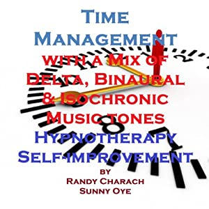 Time Management with a Mix of Delta Binaural Isochronic Tones Speech