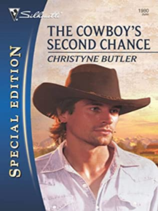 book cover of The Cowboy\'s Second Chance