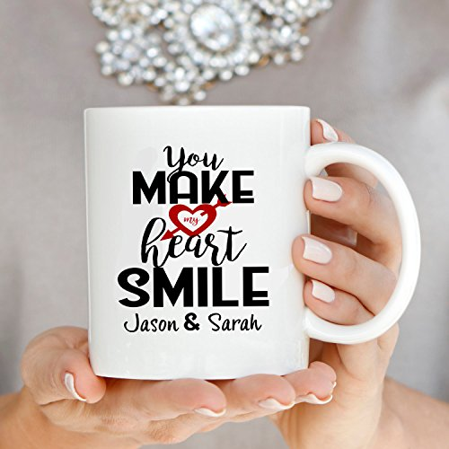 Nice Wedding Gift Ideas: Personalized! Wedding Anniversary Gifts For Couples Coffee
