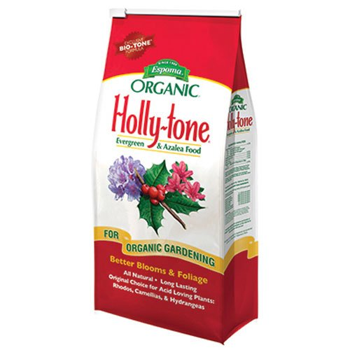 Espoma HT36 Holly-Tone Plant Food Bag, 36-Pound, 36 lb. Multicolor