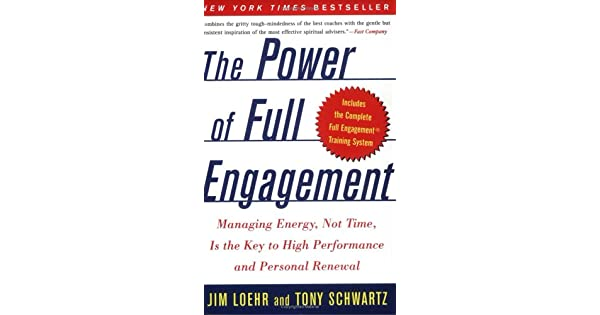The power of full engagement managing energy not time is the key the power of full engagement managing energy not time is the key to high performance and personal renewal livros na amazon brasil 9780743226752 fandeluxe Choice Image
