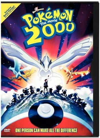 Pokemon Movie 2000 Dvd Region 1 Us Import Ntsc Amazon Co Uk Dvd