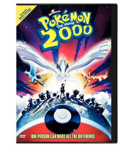 Pokemon: The Movie 2000 (3 Movie Pokemon)