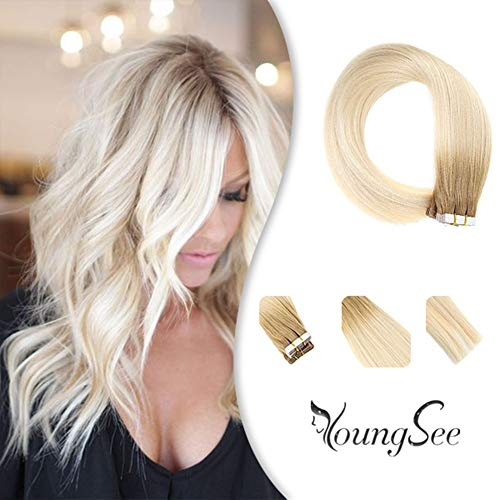YoungSee Extensions Straight 20pieces package product image