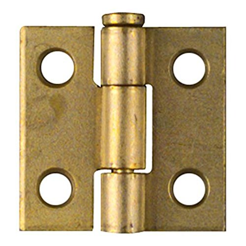 Loose-Pin Light Narrow Hinge (Brass Narrow Loose Pin Hinge)